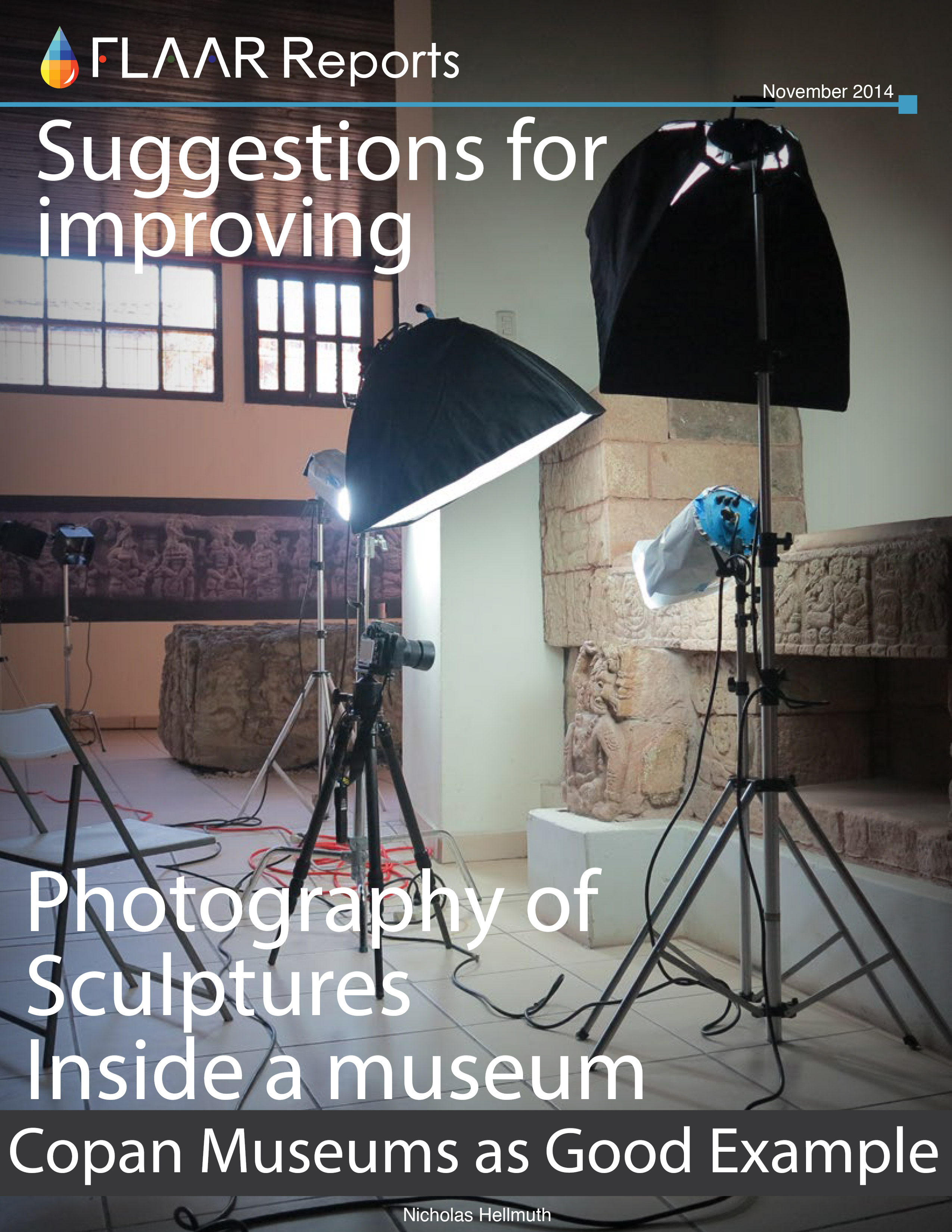 Large format Photography in Archaeology History